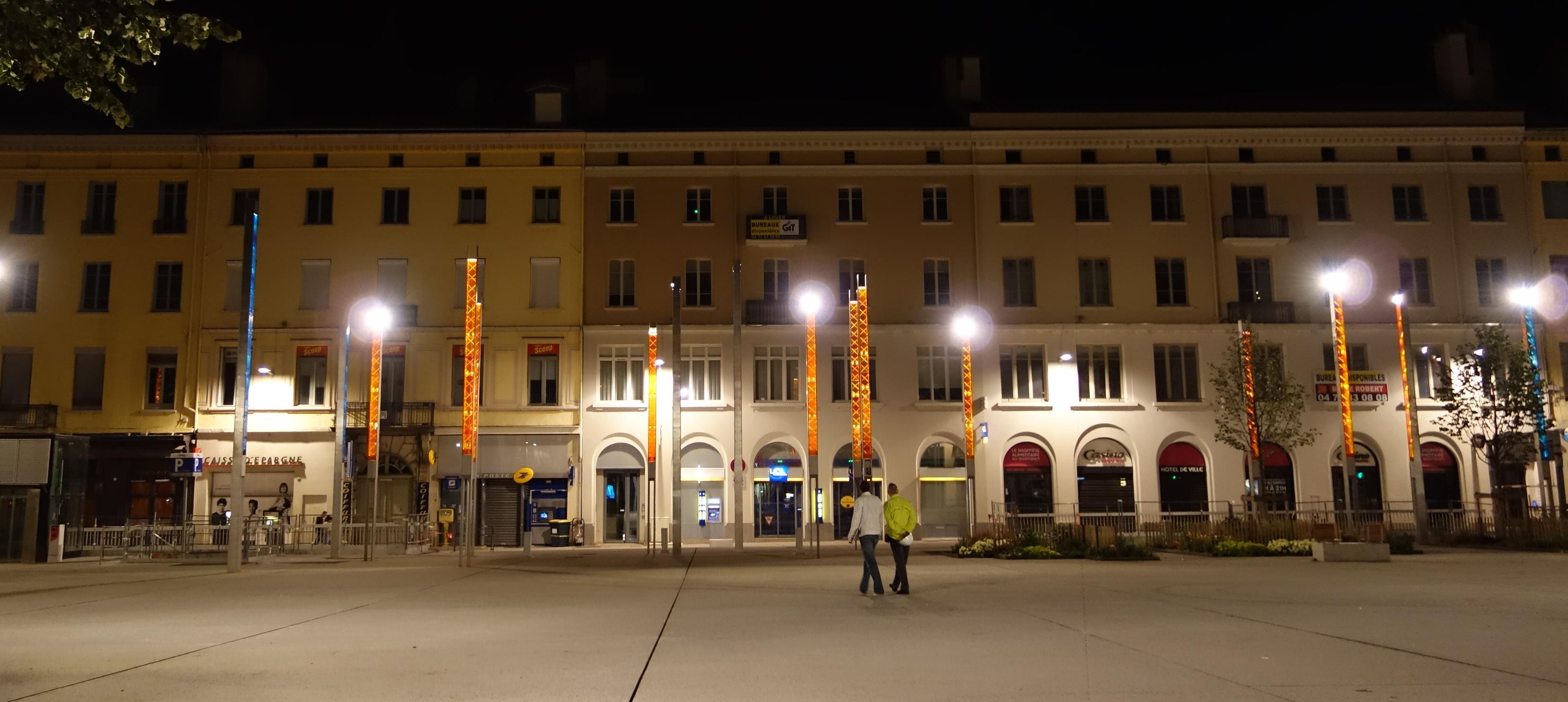 Centre ville de Saint Etienne